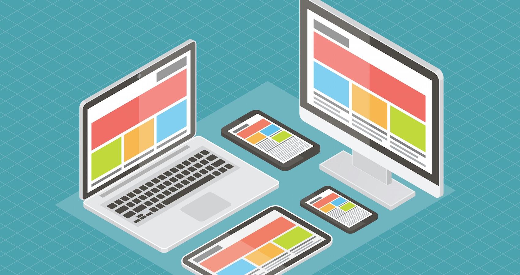 web design diseño sitio web