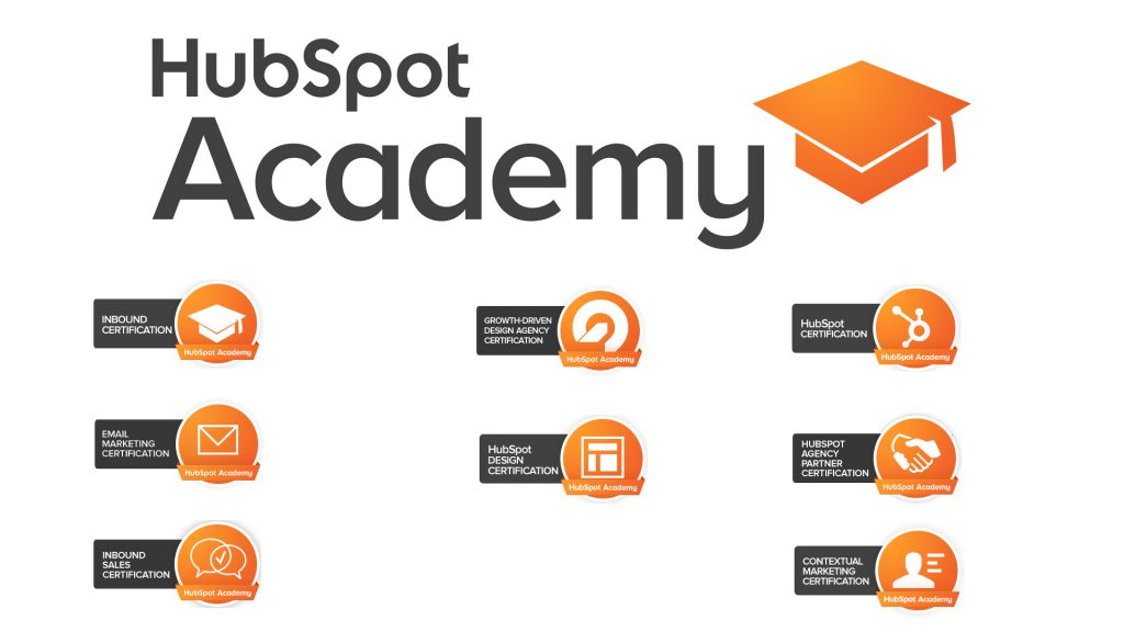 HubSpot-Certifications